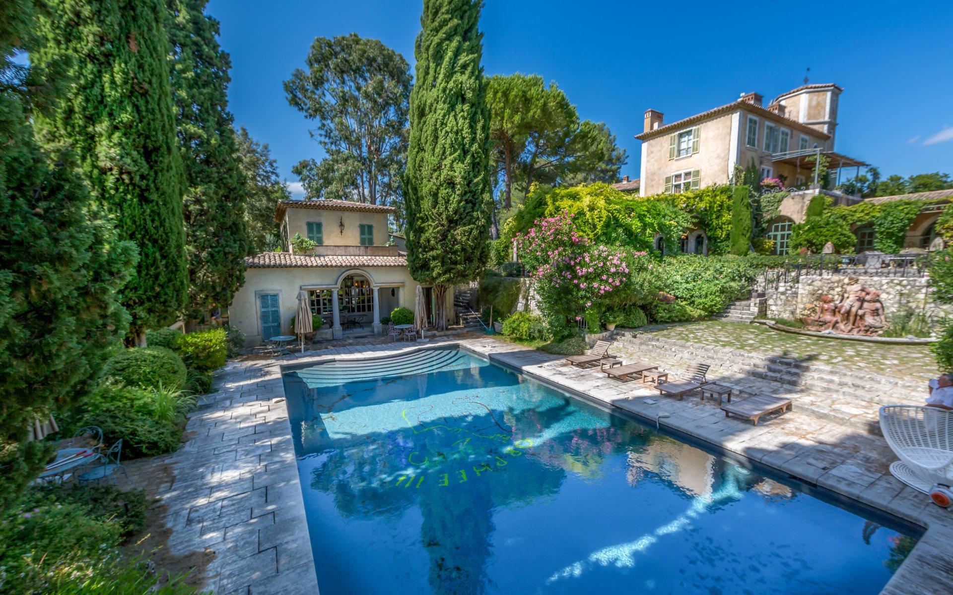 Ad Sale Property La Colle Sur Loup 06480 15 Rooms V1382co