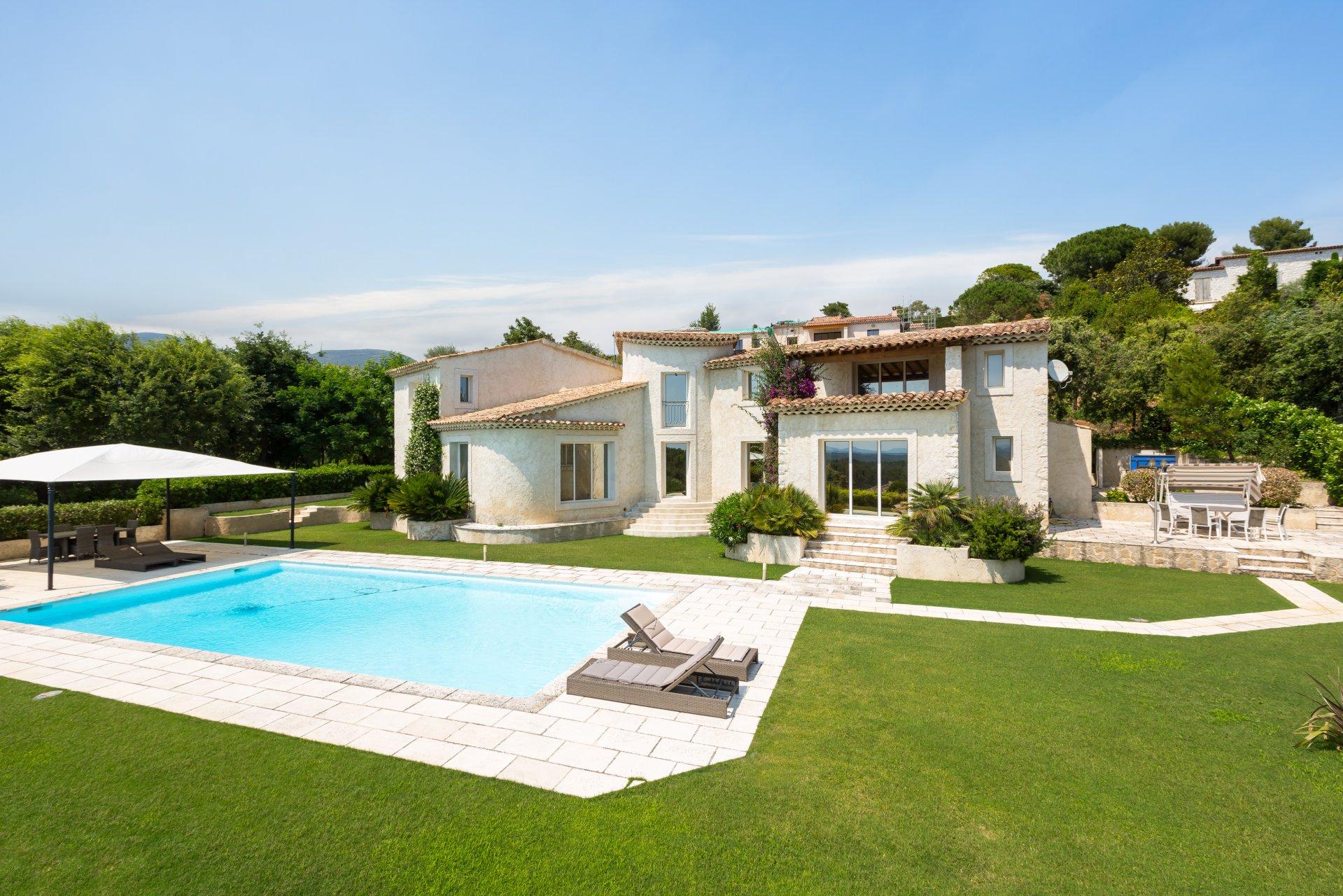 ad sale property saint paul de vence 06570 7 rooms ref. Black Bedroom Furniture Sets. Home Design Ideas