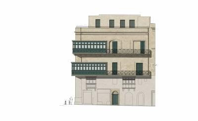 Sale Townhouse Valletta