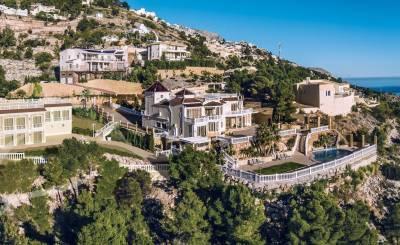 Sale Villa Altea