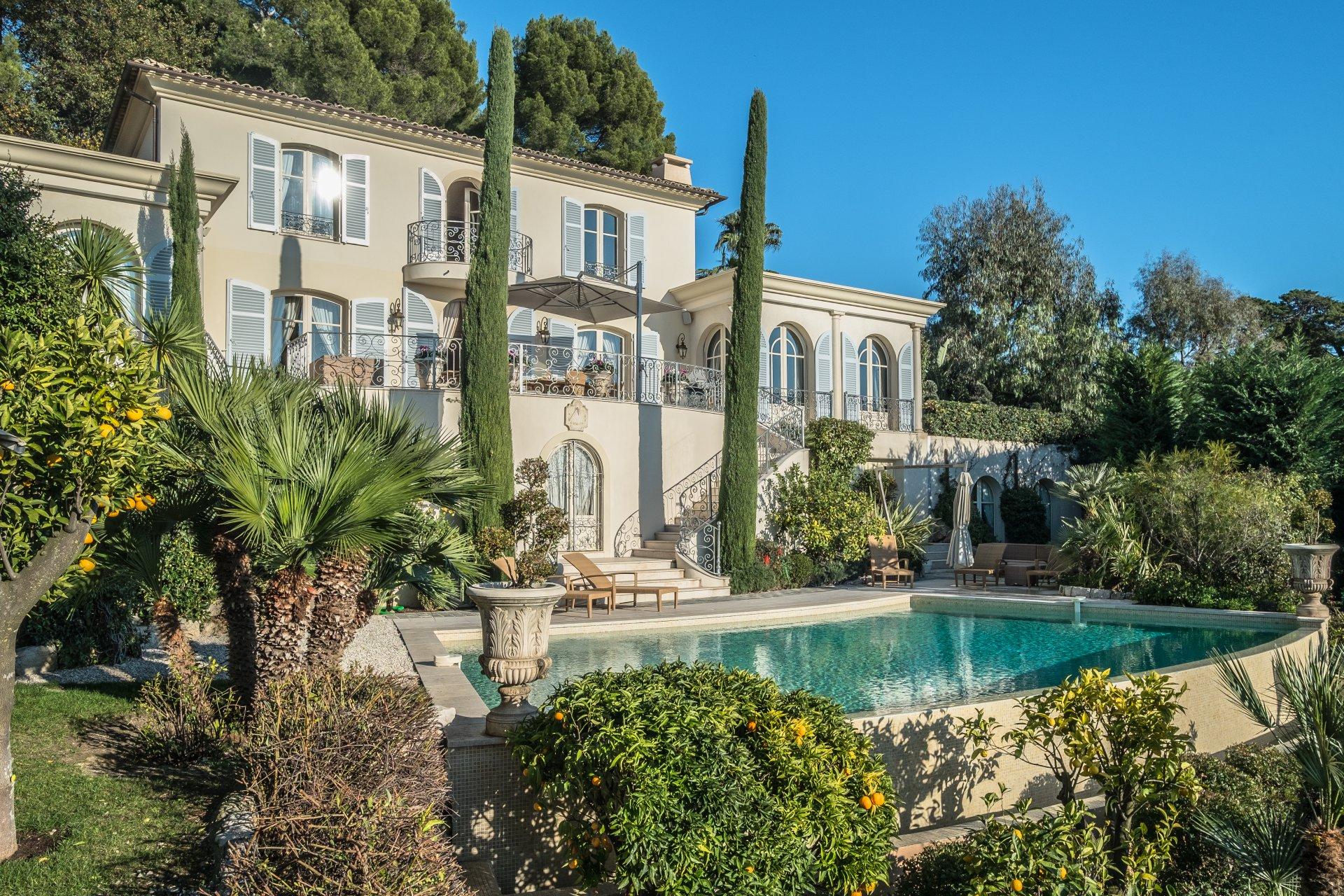 Ad Sale Villa Cannes Californie 06400 8 Rooms Ref V4007ca