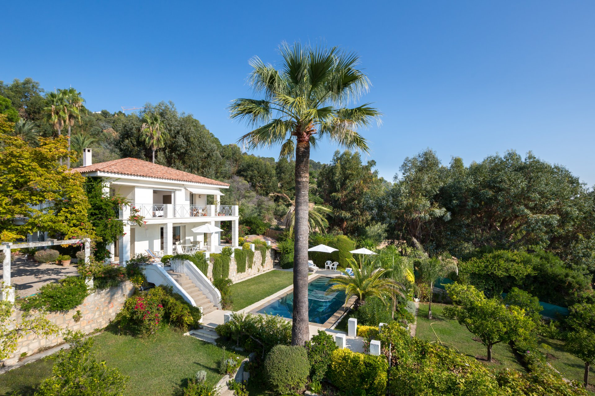 ad sale villa cannes   rooms refvca