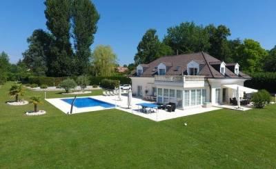 Sale Villa Jouxtens-Mézery