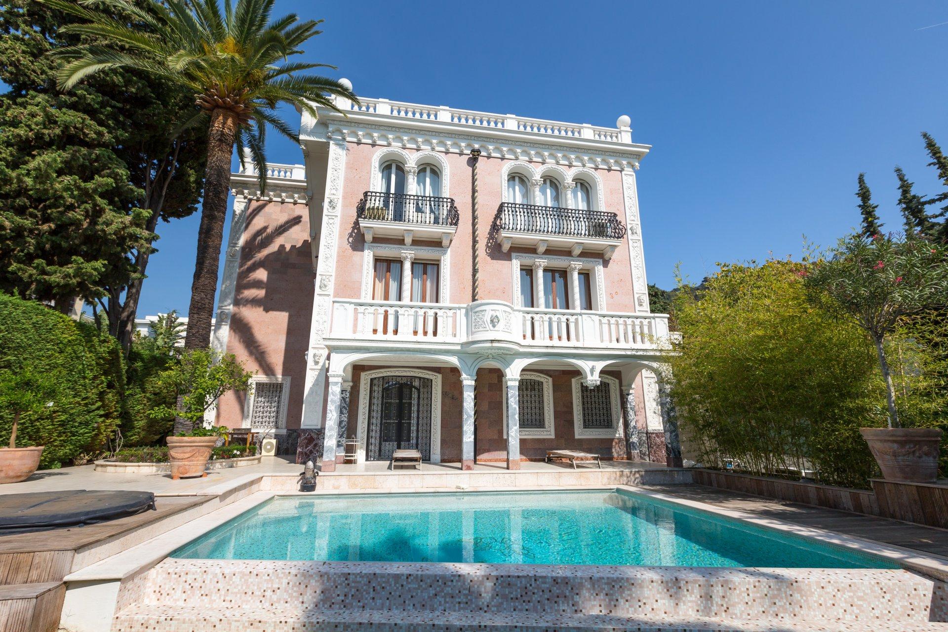 Ad Sale Villa Nice 06300 9 Rooms V1142sj