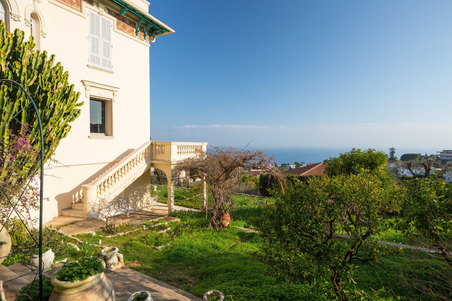 Ad Sale Villa Nice 06300 8 Rooms Ref V1164sj