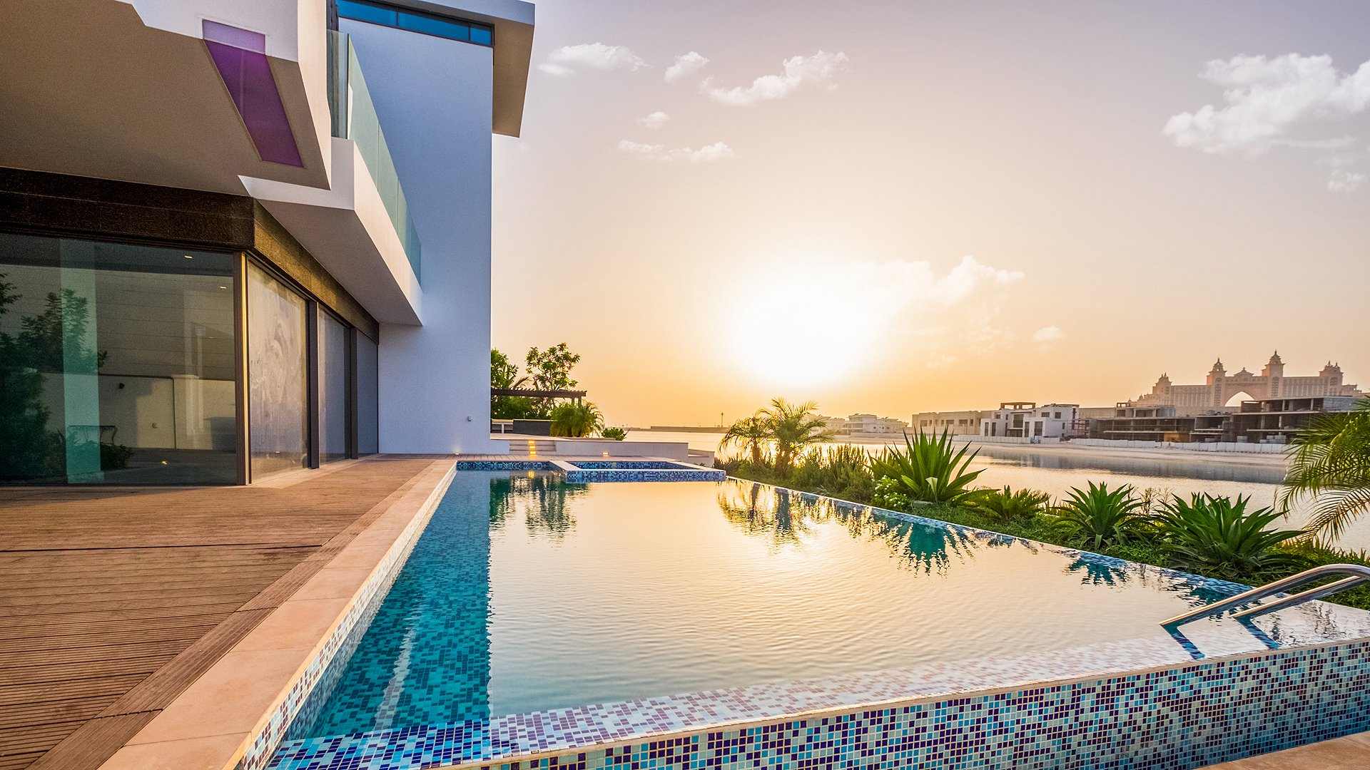 Ad Sale Villa Palm Jumeirah Signature Villas Palm Jumeirah
