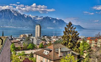 Sale Village house Montreux