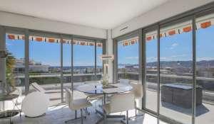 Seasonal rental Apartment Antibes
