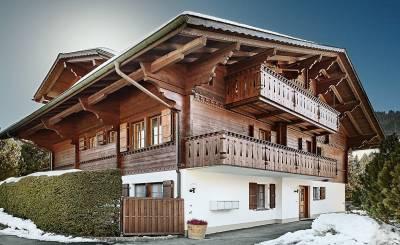 Seasonal rental Apartment Gstaad