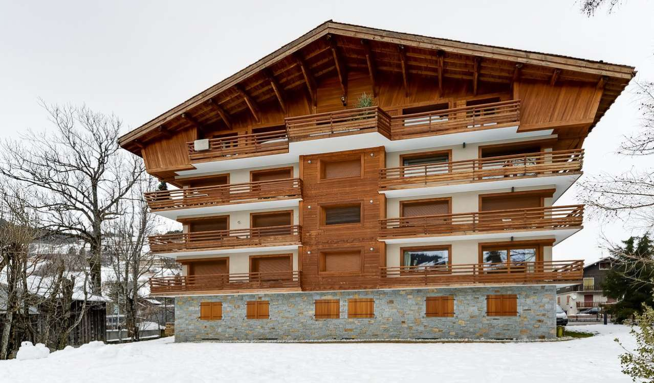 Seasonal rental Apartment Megève