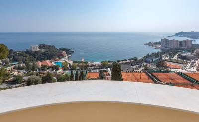 Seasonal rental Apartment Roquebrune-Cap-Martin