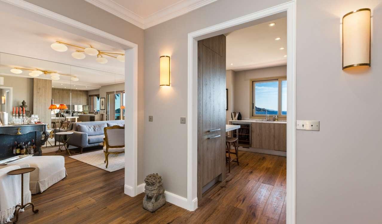 Seasonal rental Apartment Saint-Jean-Cap-Ferrat