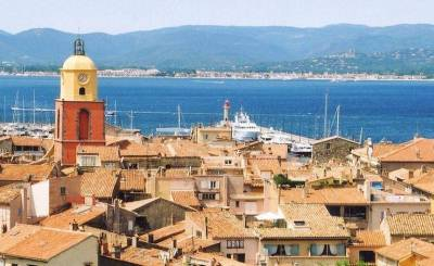 Seasonal rental Apartment Saint-Tropez