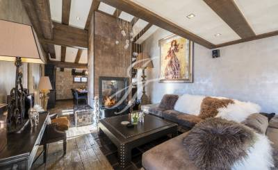 Seasonal rental Apartment Verbier