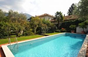 Seasonal rental Apartment villa Como
