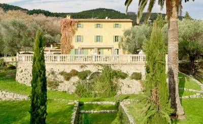 Seasonal rental Bastide Grasse