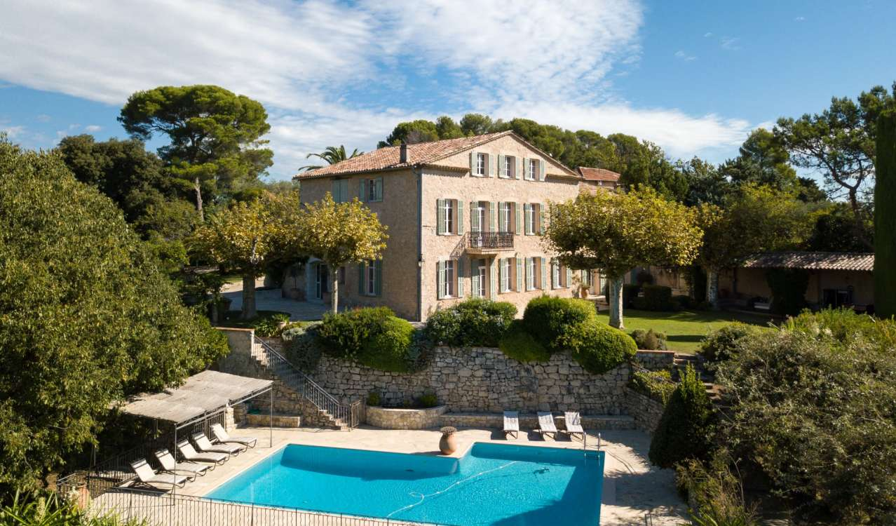 Seasonal rental Bastide Mougins