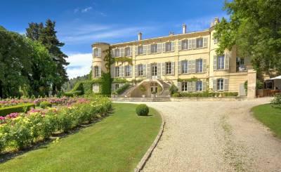 Seasonal rental Castle Fontvieille