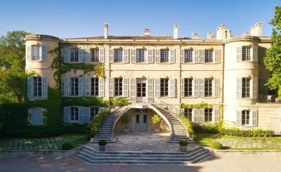 Seasonal rental Castle Les Baux-de-Provence