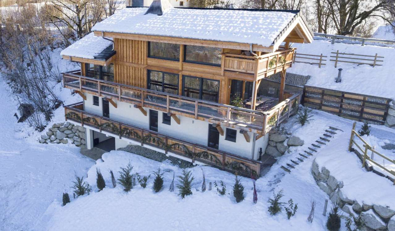 Seasonal rental Chalet Combloux