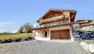 Seasonal rental Chalet Demi-Quartier
