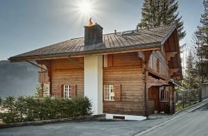 Seasonal rental Chalet Gstaad