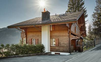 Seasonal rental Chalet Gstaad