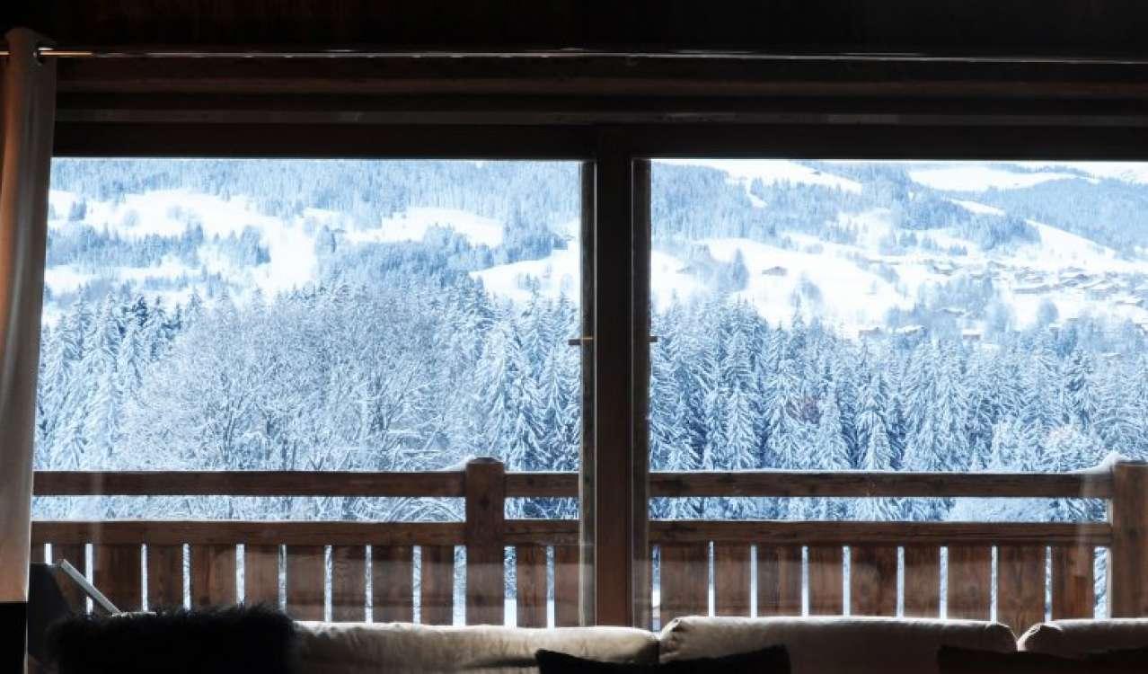 Seasonal rental Chalet Megève