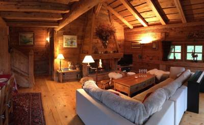 Seasonal rental Chalet Megève
