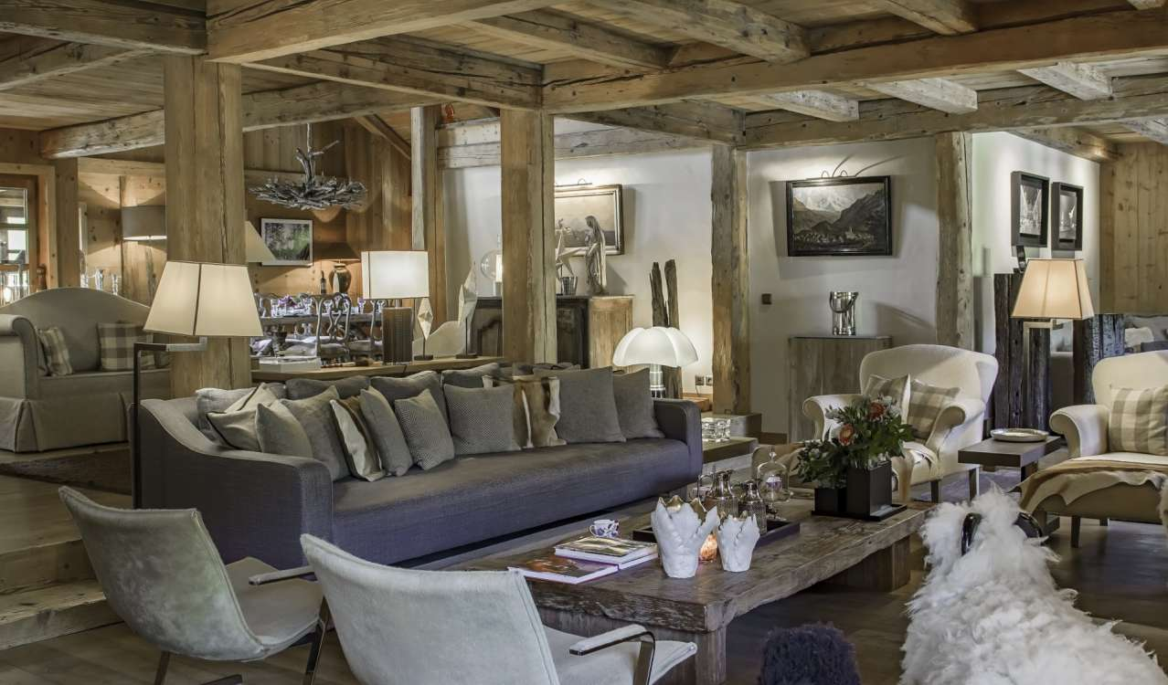 Seasonal rental Chalet Praz-sur-Arly