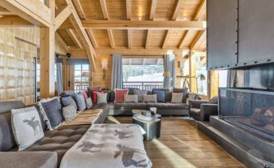 Seasonal rental Chalet ROCHEBRUNE