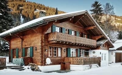Seasonal rental Chalet Rougemont
