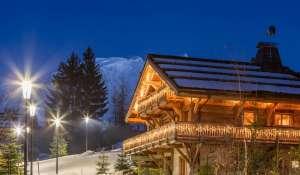 Seasonal rental Chalet Saint-Gervais-les-Bains