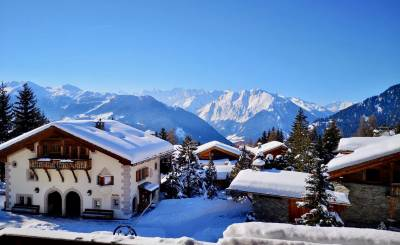 Seasonal rental Duplex Verbier