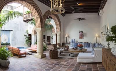 Seasonal rental House Cartagena de Indias