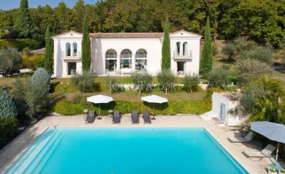 Seasonal rental House Châteauneuf-Grasse