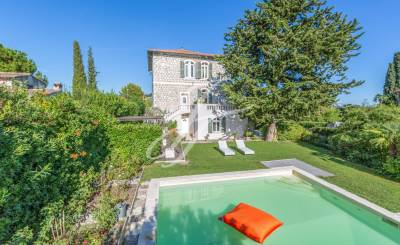 Seasonal rental House La Colle-sur-Loup