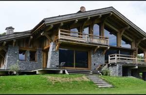 Seasonal rental House Megève