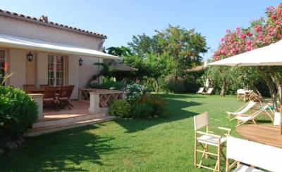 Seasonal rental House Saint-Tropez