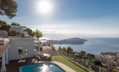 Seasonal rental House Villefranche-sur-Mer