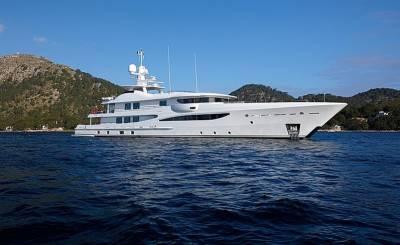 Seasonal rental Motor Yacht Monaco