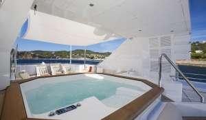 Seasonal rental Motor Yacht Nice