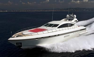 Seasonal rental Motor Yacht Porto Cervo