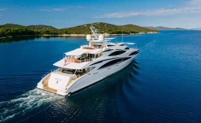 Seasonal rental Motor Yacht Split