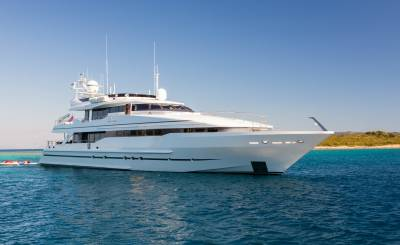 Seasonal rental Motor Yacht Split