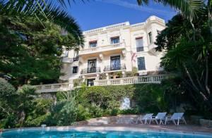 Seasonal rental Property Cap-d'Ail
