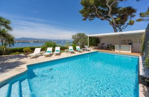 Seasonal rental Property Cap d'Antibes