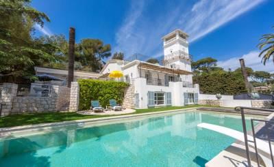 Seasonal rental Property Cap d'Antibes