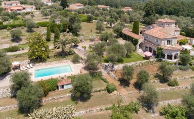 Seasonal rental Property Châteauneuf-Grasse