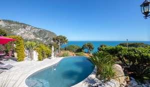 Seasonal rental Property Èze